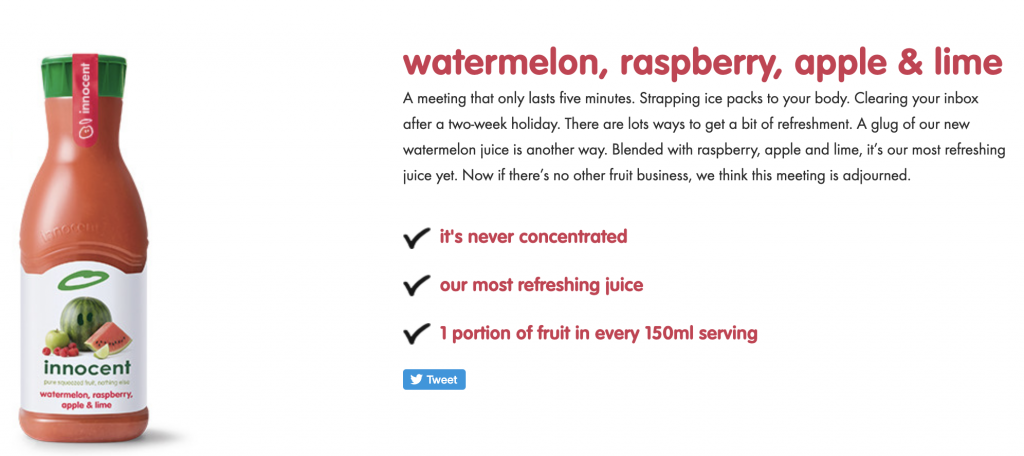 innocent-smoothies-conversion-rate