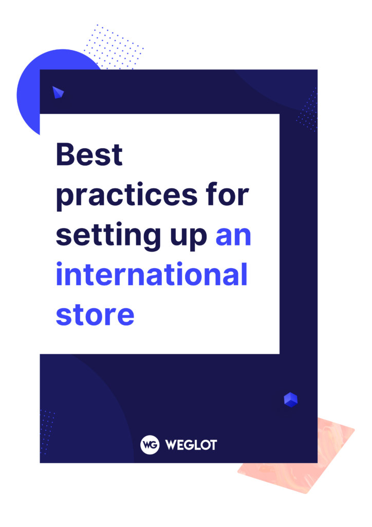White paper Best practices for setting up an international store (1)